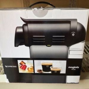 Nespresso Magimix 100 as new
